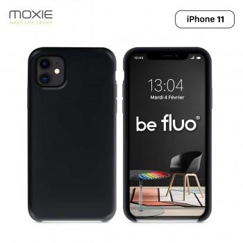 Coque iPhone 11 BeFluo en...