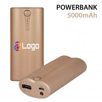 PowerBank Fluo Moxie 5000 mah