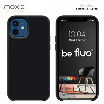 Coque Silicone Be Fluo...